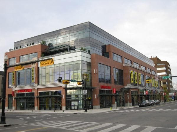 commercial retail building, structural engineers